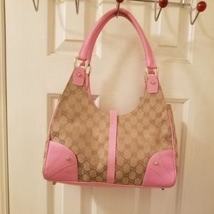 Limited ed. Gucci Jackie O Hobo Bag/bucket bag